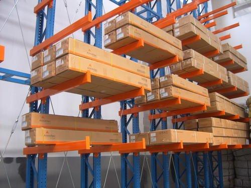悬臂式货架适用于哪些行业的仓库