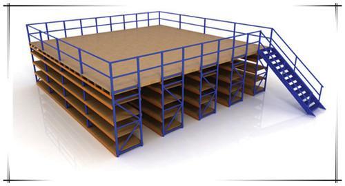 阁楼货架的结构特点有哪些