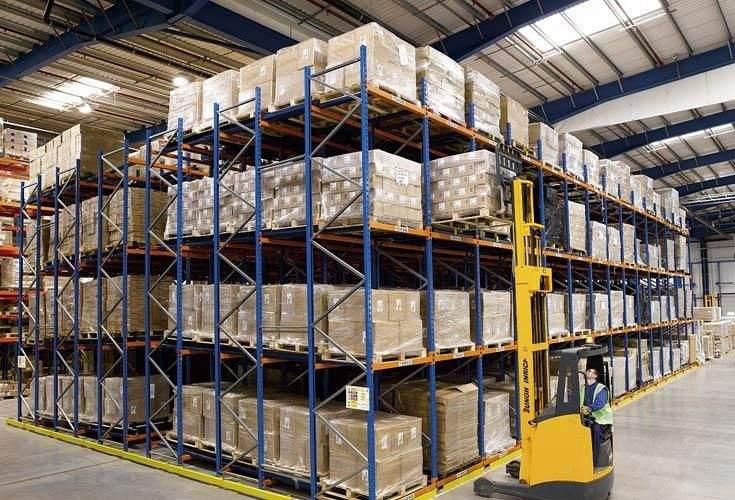 冷库货架设计规划是冷库最重要的环节