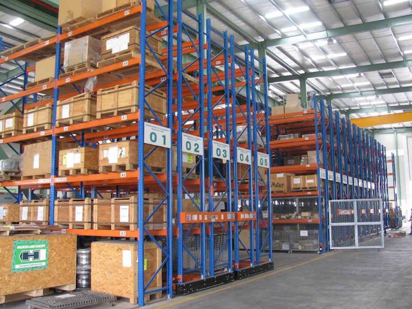 仓储货架质量怎么判断