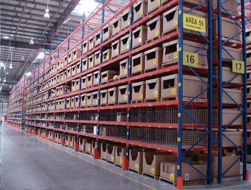 为什么中大型仓库货架是定制的合适?