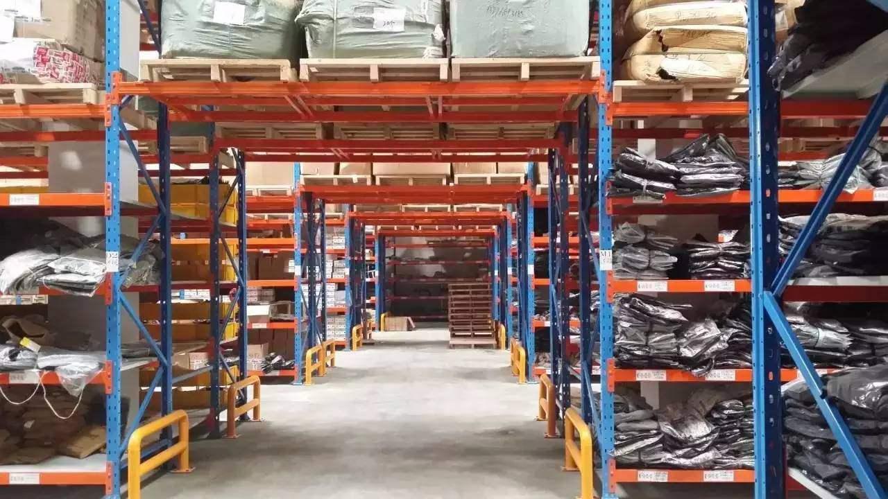 电商仓库常用的货架规划方法
