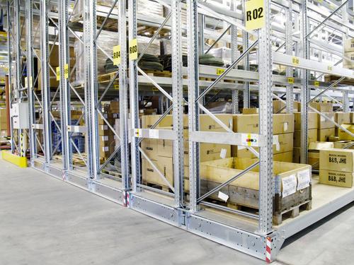 电动移动货架的优点有哪些