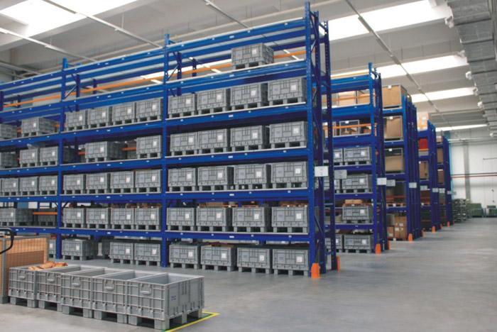 重型货架每层载重量是多少?