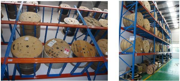 电缆货架结构是怎样的?有哪些优势?
