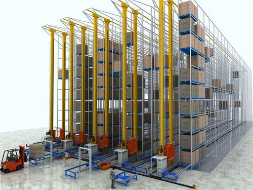 自动化立体仓库系统有什么标准配置