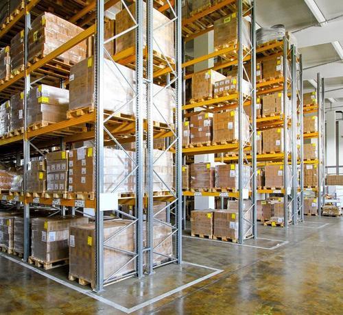 仓储货架为什么需要进行静电喷塑