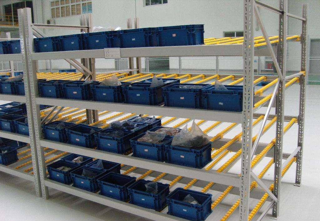 流利式货架适合存储什么类型的货物