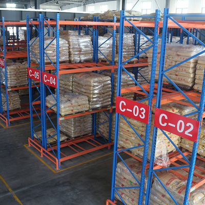 目前市场上使用较多的仓储货架有哪些